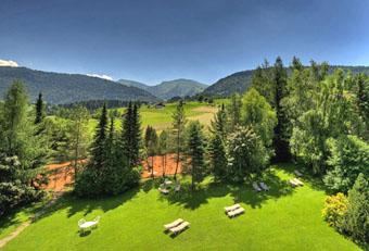 Hotel k nig ludwig golf resort golfhotel golfplatz for Oberstaufen golf